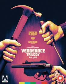 The Vengeance Trilogy, Blu-ray BluRay