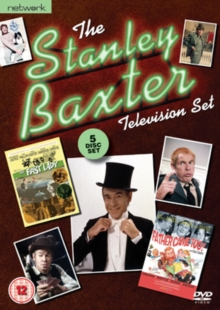 The Stanley Baxter Television Set, DVD DVD