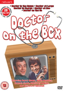 Doctor On the Box, DVD  DVD