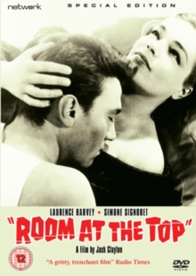 Room at the Top, DVD  DVD