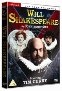 Will Shakespeare: The Complete Series, DVD  DVD