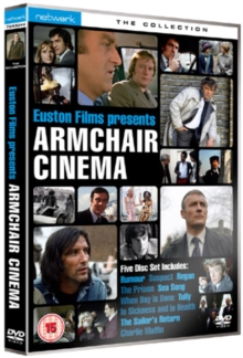Armchair Cinema - The Collection, DVD  DVD
