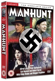 Manhunt: The Complete Series, DVD  DVD