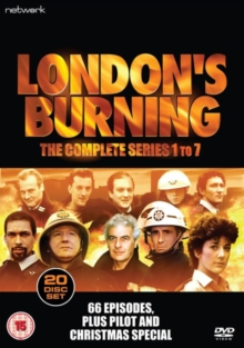 London's Burning: The Complete Series 1-7, DVD DVD
