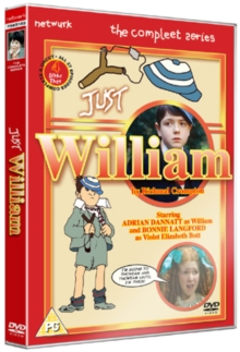 Just William: The Complete Series, DVD  DVD