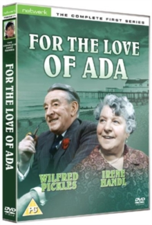 For the Love of Ada: The Complete First Series, DVD  DVD