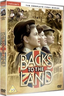 Backs to the Land: Series 1, DVD  DVD