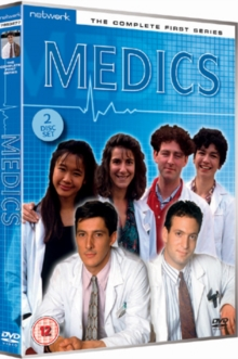 Medics: The Complete First Series, DVD  DVD