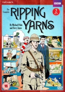 Ripping Yarns: The Complete Series, DVD  DVD