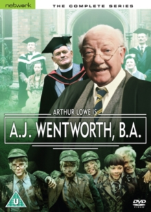 A.J. Wentworth, BA: The Complete Series, DVD  DVD