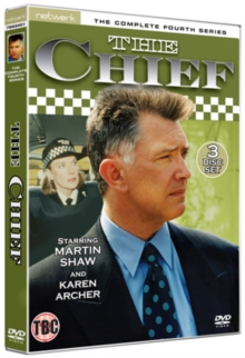 The Chief: Series 4, DVD DVD
