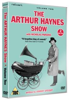 The Arthur Haynes Show: Volume 2, DVD DVD