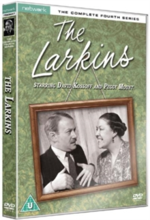 The Larkins: Series 4, DVD DVD