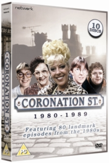 Coronation Street: The Best of Coronation Street 1980-1989, DVD  DVD