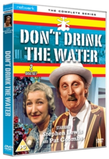 Don't Drink the Water: The Complete Series, DVD  DVD