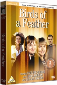 Birds of a Feather: Series 4, DVD  DVD