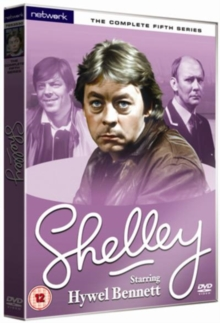 Shelley: Series 5, DVD  DVD