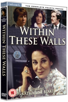 Within These Walls: Series 4, DVD DVD