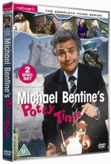 Michael Bentine's Potty Time: Series 3, DVD  DVD