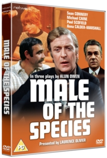 The Male of the Species - Three Plays By Alun Owen, DVD DVD
