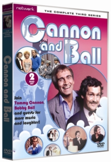 Cannon and Ball: The Complete Third Series, DVD  DVD
