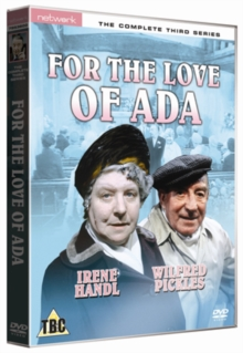 For the Love of Ada: The Complete Third Series, DVD  DVD