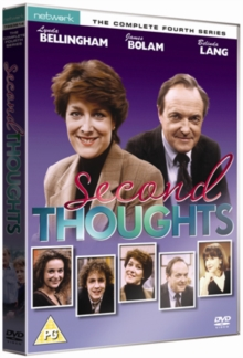 Second Thoughts: The Complete Fourth Series, DVD  DVD