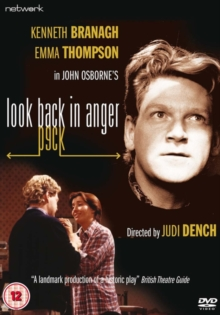 Look Back in Anger, DVD  DVD