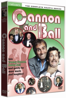 Cannon and Ball: The Complete Fourth Series, DVD  DVD