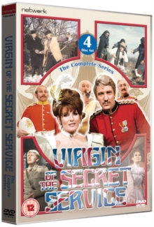 Virgin of the Secret Service: The Complete Series, DVD  DVD