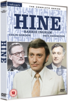 Hine: The Complete Series, DVD  DVD