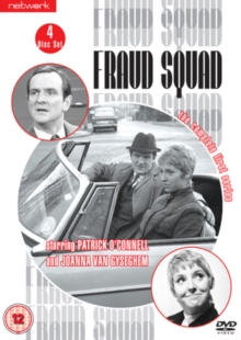 Fraud Squad: The Complete Series 1, DVD  DVD