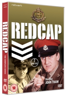 Redcap: The Complete Series, DVD  DVD
