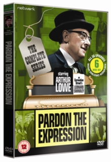 Pardon the Expression: The Complete Series, DVD  DVD