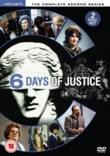 Six Days of Justice: The Complete Second Series, DVD  DVD