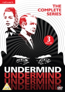 Undermind: The Complete Series, DVD  DVD
