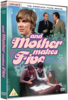And Mother Makes Five: The Complete Third Series, DVD  DVD