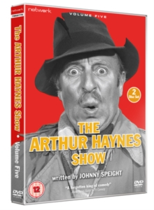 The Arthur Haynes Show: Volume 5, DVD DVD