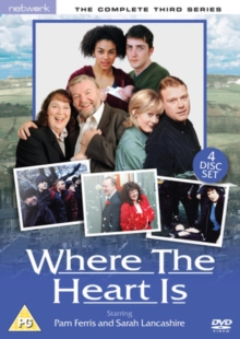 Where the Heart Is: The Complete Third Series, DVD  DVD