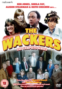 The Wackers: The Complete Series, DVD DVD
