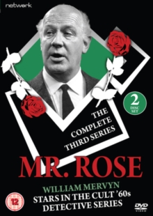 Mr Rose: The Complete Third Series, DVD  DVD