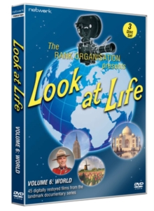 Look at Life: Volume 6 - World Affairs, DVD  DVD