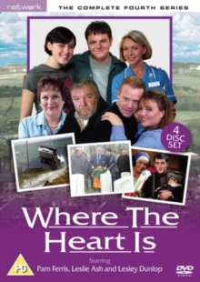 Where the Heart Is: The Complete Fourth Series, DVD  DVD