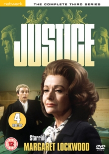 Justice: The Complete Third Series, DVD  DVD