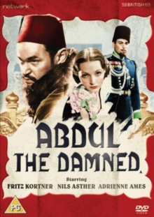 Abdul the Damned, DVD  DVD