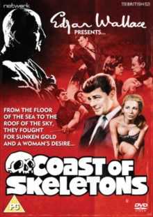 Coast of Skeletons, DVD  DVD