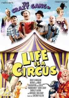 Life Is a Circus, DVD  DVD