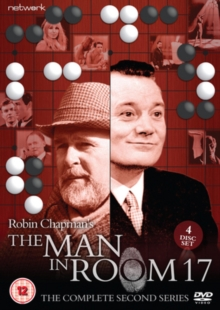 The Man in Room 17: The Complete Second Series, DVD DVD