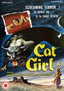 Cat Girl, DVD  DVD