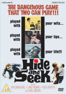 Hide and Seek, DVD  DVD